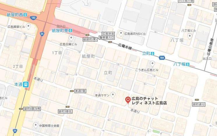 広島店地図